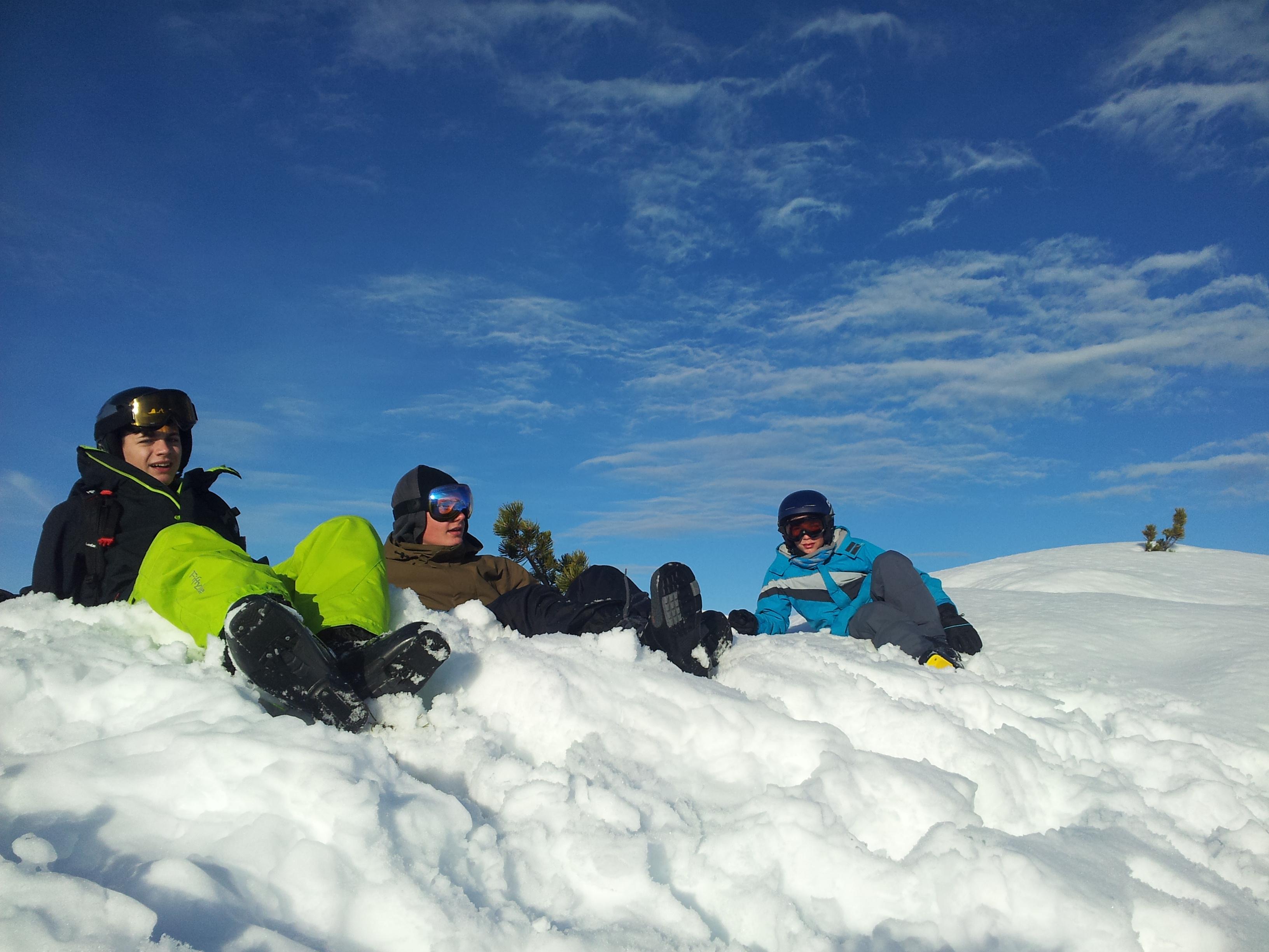 Ski- und Snowboardcamp - 6 Tage Österreich / ab 12 Jahre