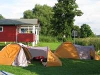 Camping-Wochenende für Anfänger / ab 8 Jahre